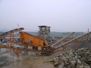 China High Efficient Stone Crushing Plant With Jaw Crusher For Quarry Limestone Crushing supplier