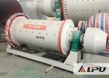 China Industrial Aluminum Ceramic Ball Mill Machine 0.65-2 T/H Capacity 1.5t Ball Load supplier