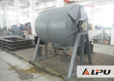 China Small Scale Batch / Intermittent Ball Mill For Glass Ceramic Industry supplier