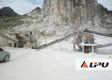 China Excellent Resistance Mine Conveyor Belt With High Inclination Angle supplier