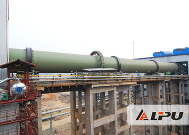 China Cement Clinker Rotary Kiln In Cement Plant And Chemical Plants 18.5-630 kw supplier