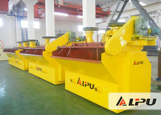 China Large Capacity Flotation Machine for Copper Lead and Zinc Ore Concentration supplier