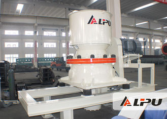 China Mining Crushing Equipment Hydraulic Cone Crusher for Medium and Hard Rocks supplier