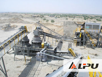 China Durable Mine Crushing Equipment , Secondary Crushing Equipment Spring Cone Crusher supplier
