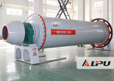 China 15-28 t / h Industrial Ball Grinding Mill in Cement Silicate / Building Material supplier