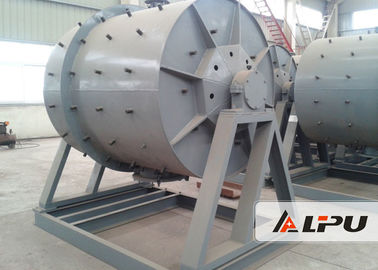 China Small Scale Alumina Ceramic Ball Mill for Glass , Silica Making Industry supplier
