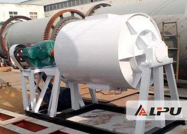 China Alumina Liner Cement Grinding Mill for Mineral Grinding , Batch Ball Mill Machine supplier