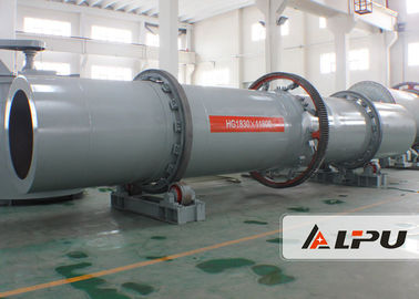 China 1.8x11.8 High Capacity Industrial Drying Equipment for Dehydrating Coal Sawdust Sand supplier