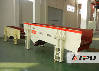 China Smooth Vibration Grizzly Vibrating Feeder Machine in Stone Crushing Plant GZD 1149 supplier