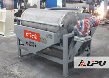 China Permanent Magnetic Separator for Iron Ore Gold Ore Dressing Plant CTB Series CTB612 supplier