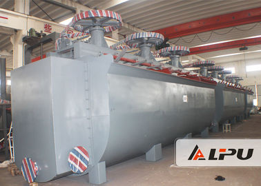 China Large Capacity Mineral flotation separator machine / flotation Ore Processing Equipment supplier