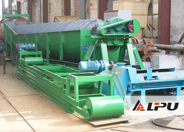 China Gold Mining Spiral Classifier for Gravity Concentration And Mineral Washing , Ore Dressing Plant supplier