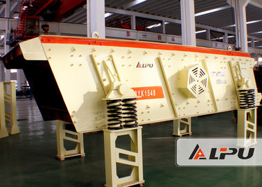 China High Efficiency YK Circular Vibrating Screening Machine for Quarry / Mining supplier