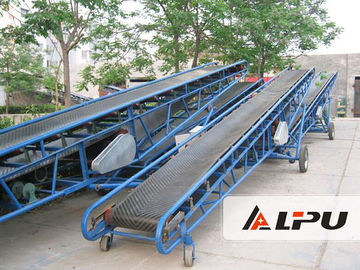 China 290-480t/H Capacity Mining Conveyor Systems With 1200mm Belt Width , Color Customized supplier