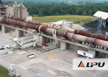 China Capacity 180 t/d Rotary Kiln Production Line Calcination for Limestone Dolomite Chalk supplier