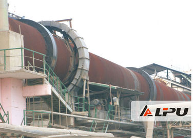 China Wet or Dry Process Cement Rotary Cement Kiln in Cement Making Industry supplier