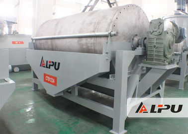 China CTB1224 Wet Drum Permanent Magnetic Separator for Ore Dressing Plant supplier