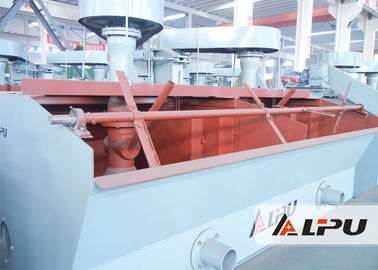 China Large Air absorption Capacity Flotation Machine for Ferrous And Nonferrous Metal supplier