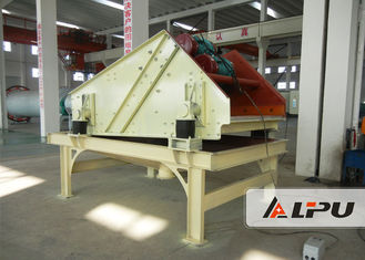 China GT1530 Mineral Sludge Dewatering Screen Machine Vibration Frequency 1450r/min supplier