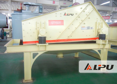 China High Frequency Dewatering Vibrating Screen for Ore Classification and Dehydration supplier