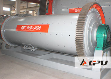 China Professional Gold Industrial Ball Mill For Wet / Dry Grinding 110kw supplier