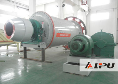 China 17-32t/h Mining Equipment Steel Ball Grinder Mill For Ore Beneficiation Plant supplier