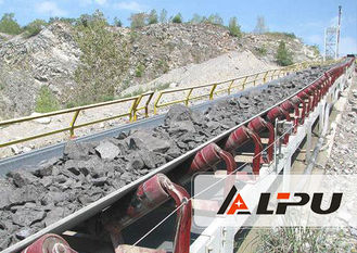 China Rubber 290-480t/H Mine Conveyor Belt / Mining Conveying Equipment supplier