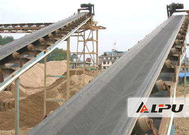 China Horizontal / Inclined Belt Mining Conveyor Systems For Metallurgy Coal supplier
