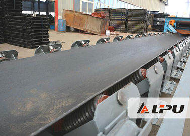 China Continuous Width 1000mm Mining Coal Conveyor Belt Systems 290-480t/H supplier