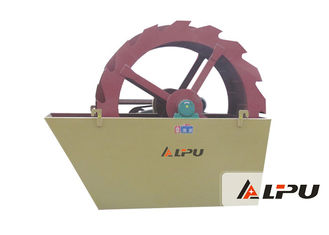 China Quarry / Mineral Bucket Wheel Sand Washing Machine 2950×2530×2310 mm supplier