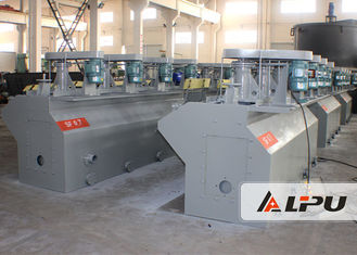 China Copper Beneficiation Ore Dressing Plant Flotation Separator Machine 400 r/min supplier