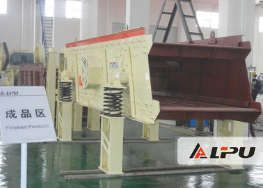 China 44-275 t/h Aggregate Vibratory Sand Screening Machine for Coal Dressing Mineral Separation supplier
