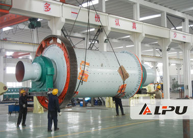 China Large Capacity Ore Cement Silicate Vibratory Ball Mill in Mining 110t supplier