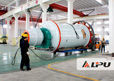 China Mining Industry Dry Ball Mill for Mineral Processing Plant Product Size 0.044-400mm supplier