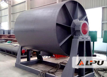 China 1800×2100 Ceramic Ball Grinder Mill for Building Material , Refractory Material supplier