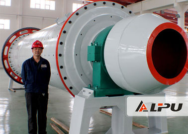 China 1830×7000 Cement Ball Mill in Cement Production Plant Discharging Size 0.074-0.4 mm supplier