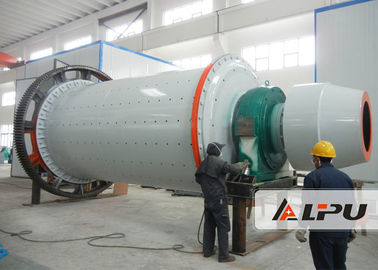 China Center Discharge Cement Ball Milling Machine Discharging Size 0.074-0.4 mm supplier