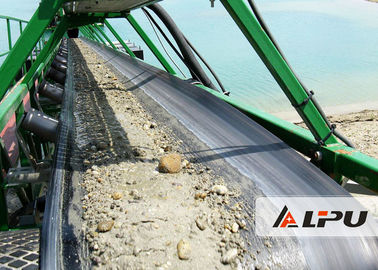 China Low Energy Consumption Mining Conveyor Belt Machine , Belt Conveyor Systems supplier