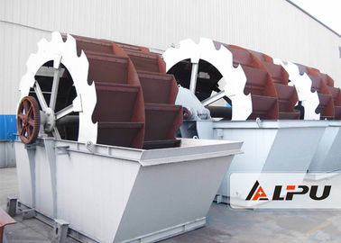 China XSD3015 Wheel Type River Sea Sand Washing Machine Max Input Size 10 mm supplier
