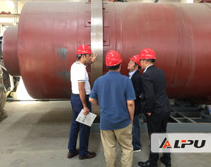 China 3kw High Efficiency Industrial Drying Equipment For Gypsum Limestone supplier