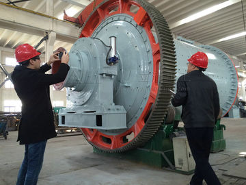China Gold Processing Mining Ball Mill Grinder Machine With High Performance supplier