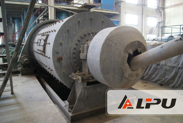 China 18 T 110kw Mining Ball Mill Compact Structure Ball Mill Production Line supplier