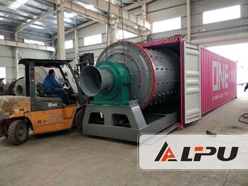 China Mining Ore Ball Mill / Gold Copper Iron Tin Manganese Lead Ball Mill Grinder supplier