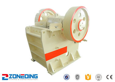 China Stone Mining Rock Crusher Equipment / Jaw Rock Crusher Production Line supplier