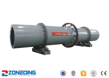 China Small Rotary Drum Dryer Rotary Drying Equipment For Building Material 1 Year Warranty supplier