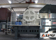 China High Efficiency Mobile Jaw Crushing Plant for Highway / Hydropower Industry factory