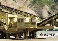 China Auto - integrative Combined Mobile Crushing Plant for Soft Material factory