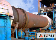 1.9×39m Rotary Lime Kiln For Steel Making Factory And Iron Alloy Factory