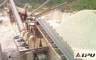 China Copper Ore Mining Conveyor Systems / Coal Mine Conveyor Belt Systems factory