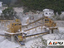 China High Performance Mining Conveyor Systems For Transporting Basalt factory